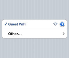 guest wifi access