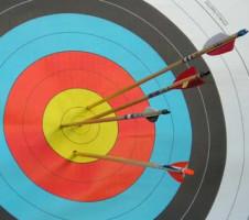 website report target