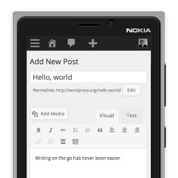 wordpress 3.8 responsive