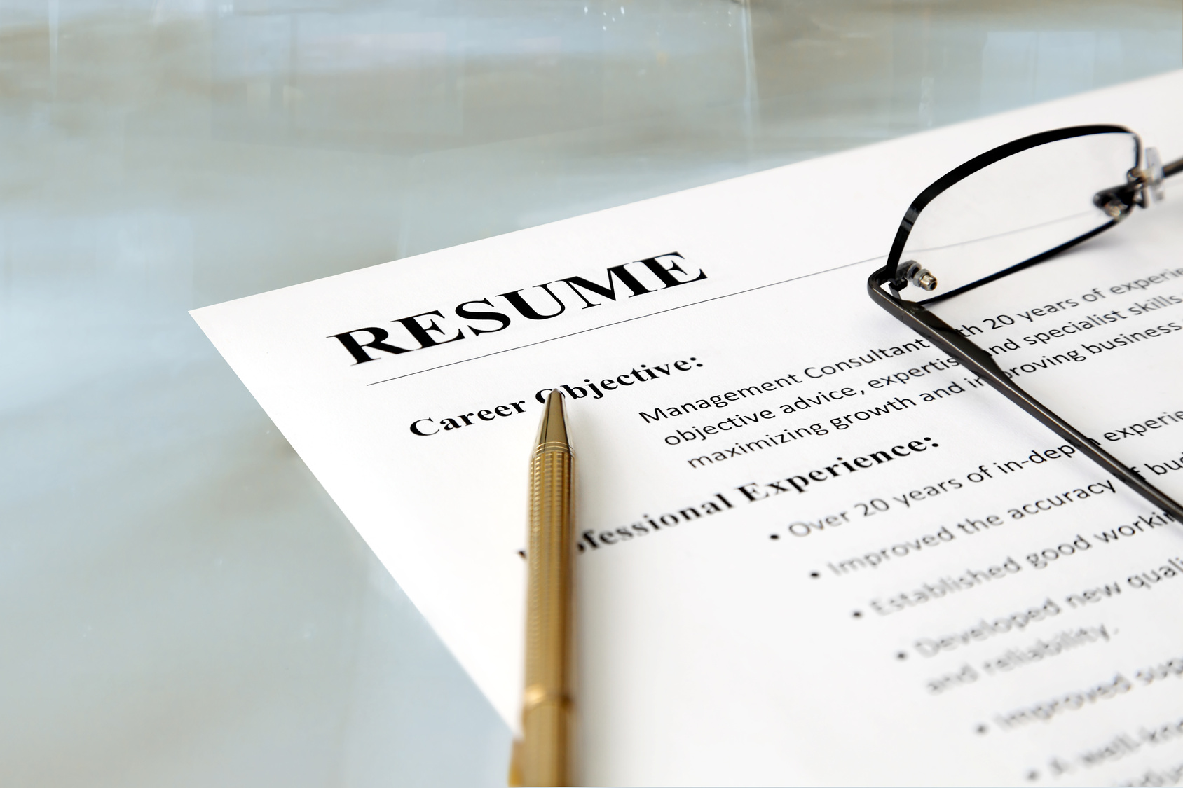 landing a job what matters part resume details part 2 resume details