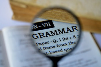Spelling and Grammar Page Ranking