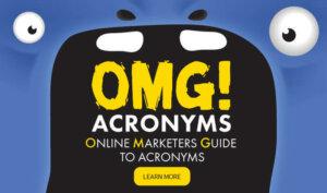 online marketing acronyms