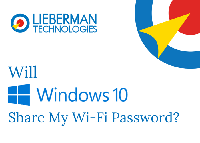 Windows 10 Wi-Fi Sense