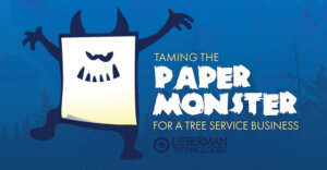 get control of a small business paper trail