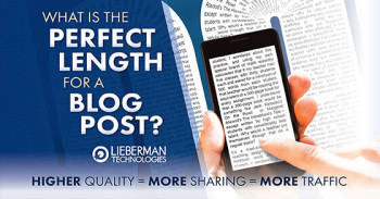 What is a good length for a blog post?