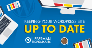 Keep your WordPress site up to date.
