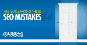 SEO Mistakes and website performance