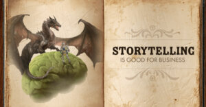 Storytelling for business marketing and advertising