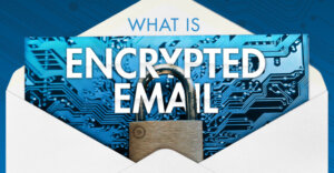 encrypted email from Lieberman technologies