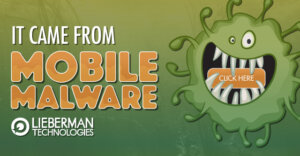 iphone virus and Android virus images