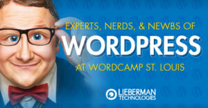 Picture of a WordPress Expert at WordCamp St. Louis