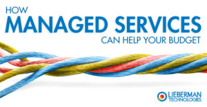 managed services help your IT budget