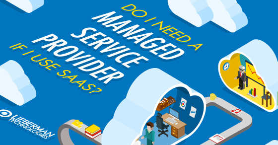 Managed Service Provider and SaaS