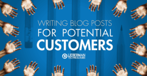 how to write blog posts your customers will love