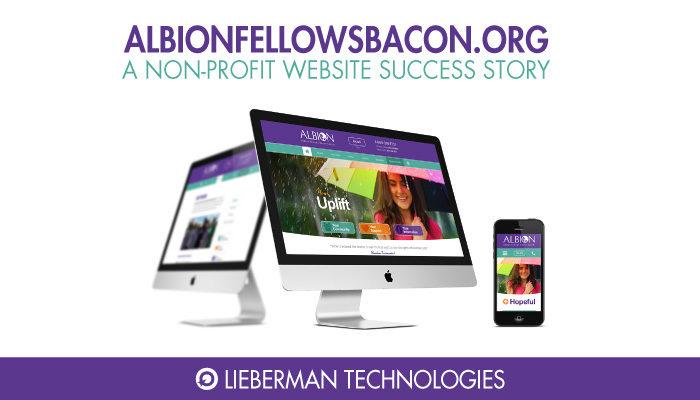 Non-Profit WordPress Website Success Story