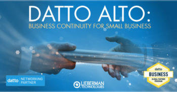 Datto Alto for Small Business Continuity