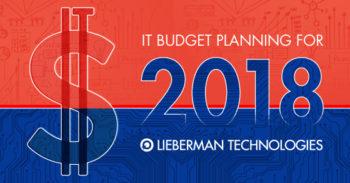 IT budget planning