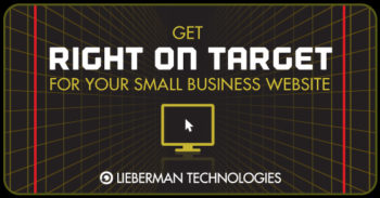 RightOnTarget Small Business Website