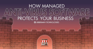 How managed anti-virus software protects your business