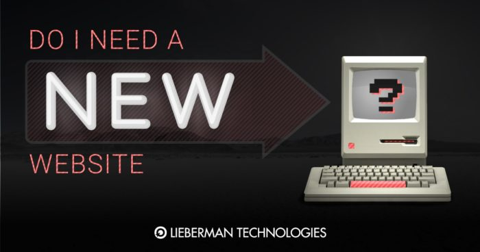 Do I Need a New Website?