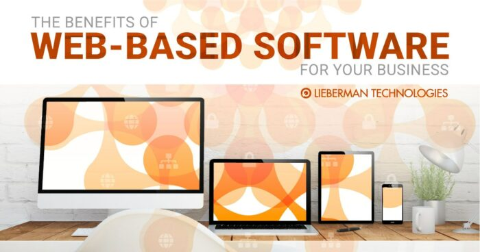 The benefits of web-based software for your business