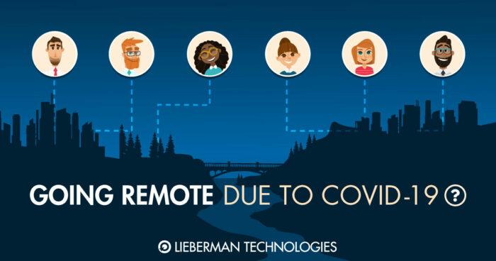 Going Remote due to COVID-19