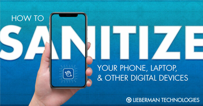 Sanitize Your Phone