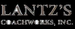 Lantz's coachworks logo